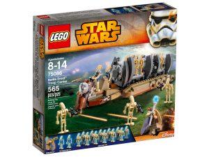 lego 75086 trasporta truppe battle droid
