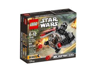 lego 75161 microfighter tie striker