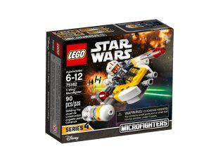 lego 75162 microfighter y wing