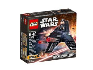 lego 75163 microfighter krennics imperial shuttle