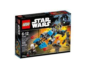 lego 75167 battle pack speeder bike del bounty hunter