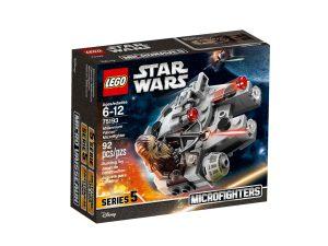 lego 75193 microfighter millennium falcon
