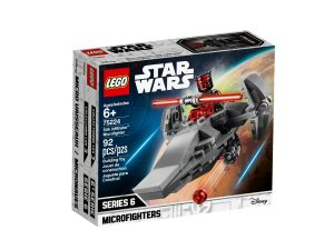 lego 75224 microfighter sith infiltrator