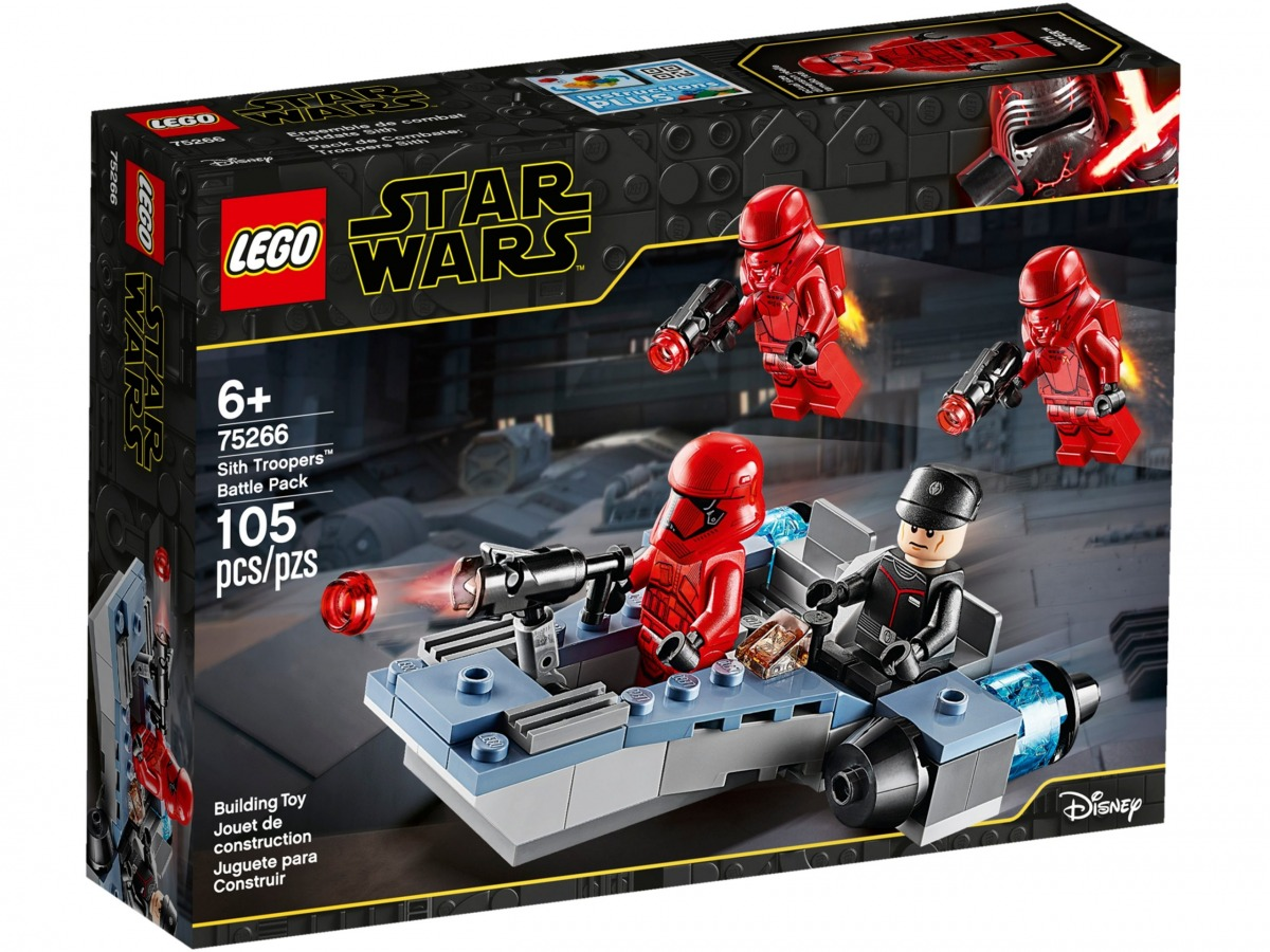 lego 75266 battle pack sith troopers scaled