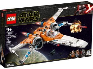 lego 75273 x wing fighter di poe dameron