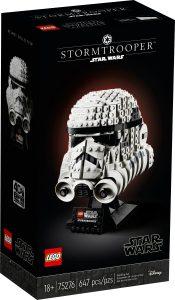 lego 75276 casco di stormtrooper