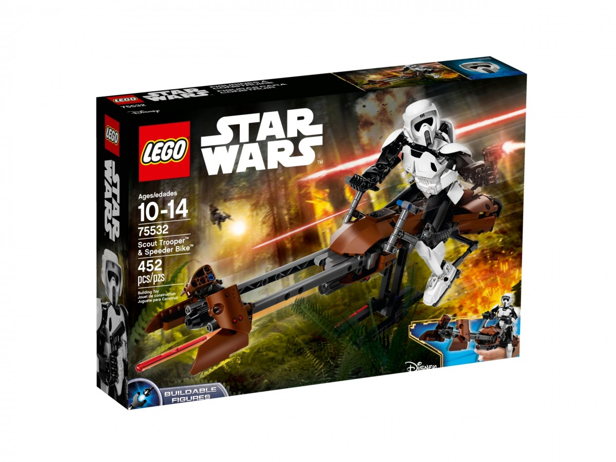 lego 75532 scout trooper e speeder bike scaled