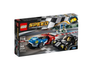 lego 75881 ford gt 2016 e ford gt40 1966