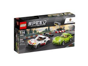 lego 75888 porsche 911 rsr e 911 turbo 3 0