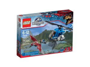 lego 75915 la cattura del pteranodonte