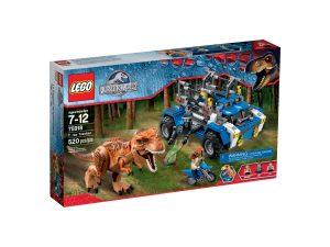 lego 75918 cacciatore di t rex