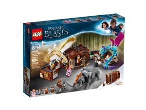 lego 75952 la valigia delle creature magiche di newt