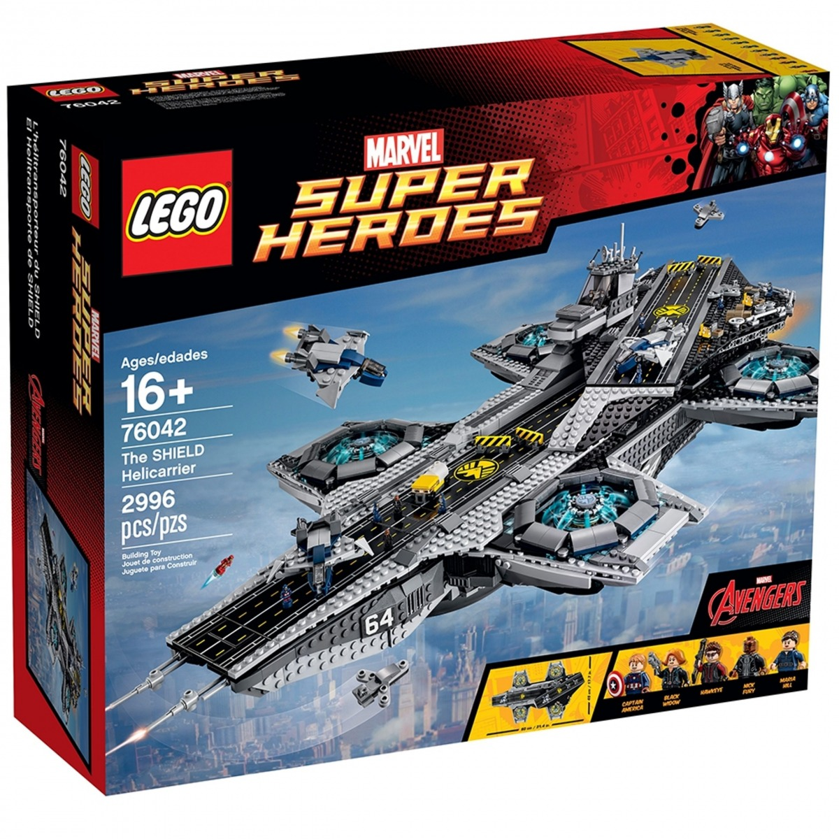 lego 76042 helicarrier s h i e l d scaled