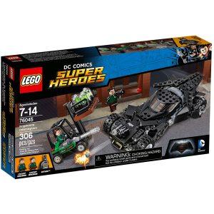 lego 76045 lintercettamento della kryptonite