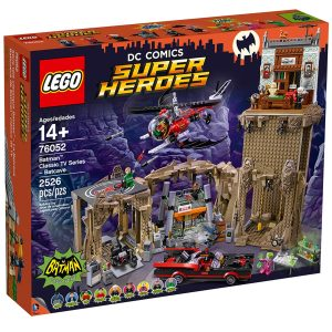lego 76052 serie tv batman classic batcaverna