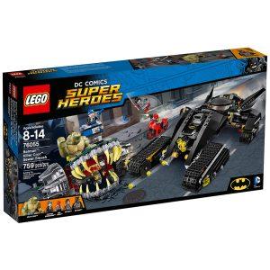 lego 76055 batman duello nelle fogne con killer croc