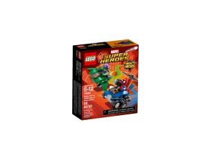 lego 76064 mighty micros spiderman contro goblin