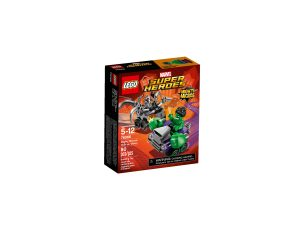lego 76066 mighty micros hulk contro ultron