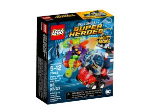 lego 76069 mighty micros batman contro killer moth