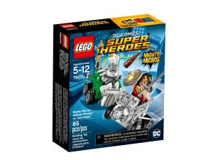 lego 76070 mighty micros wonder woman contro doomsday