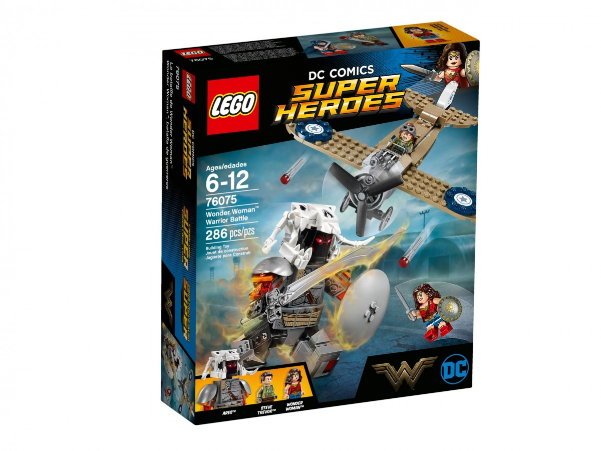 lego 76075 la battaglia della guerriera wonder woman scaled