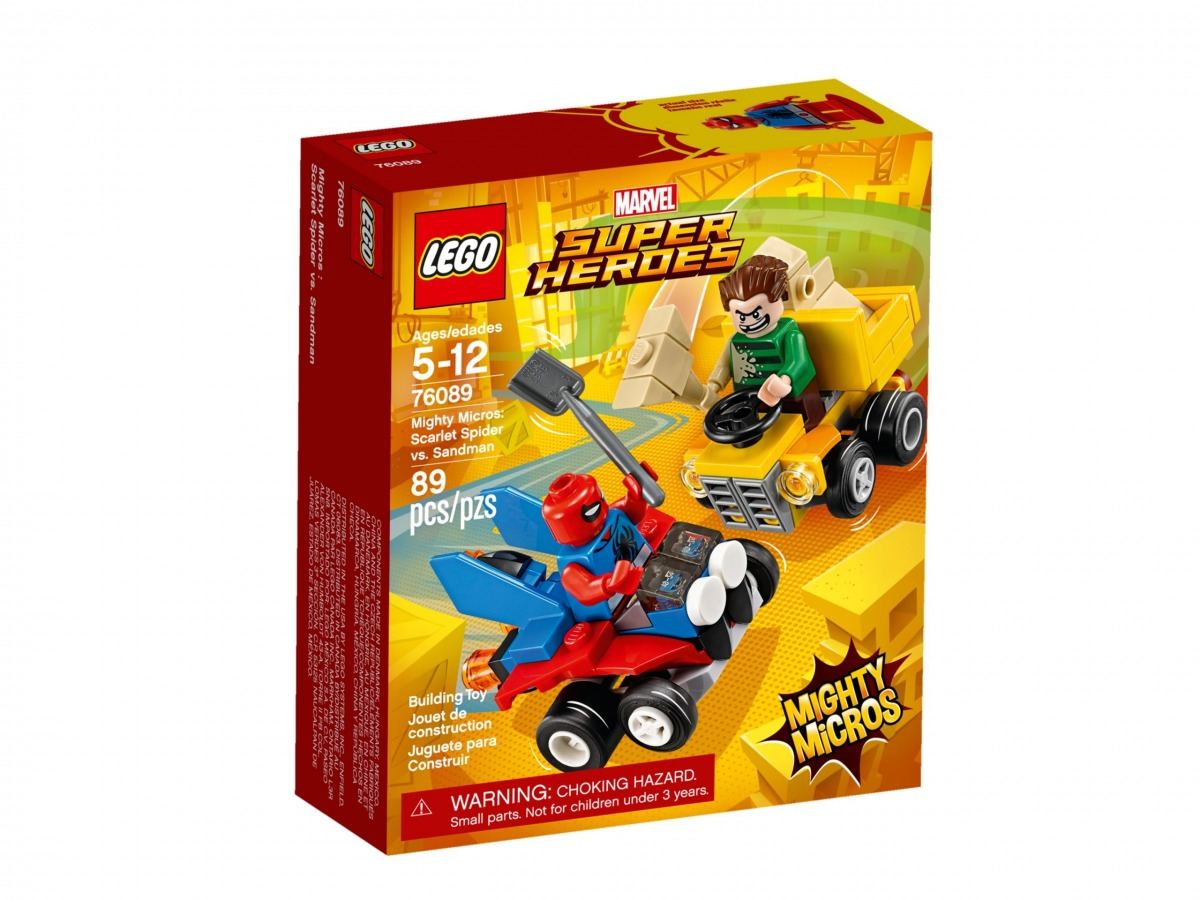 lego 76089 mighty micros scarlet spider contro luomo sabbia scaled