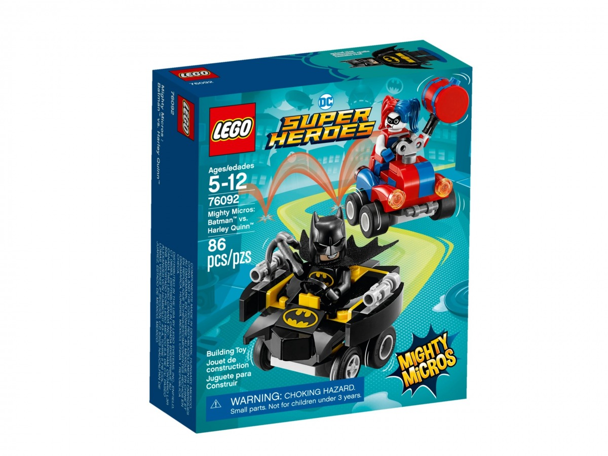 lego 76092 mighty micros batman contro harley quinn scaled