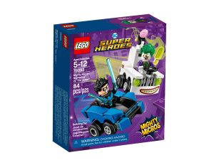 lego 76093 mighty micros nightwing contro the joker