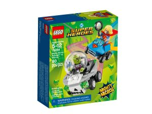 lego 76094 mighty micros supergirl contro brainiac