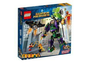 lego 76097 duello robotico con lex luthor