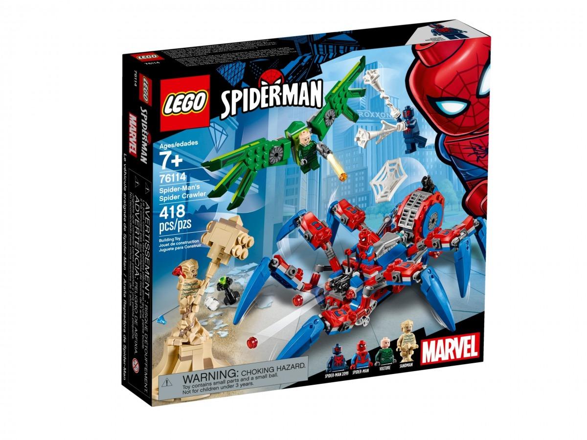 lego 76114 crawler di spider man scaled