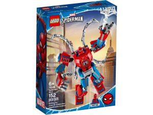lego 76146 mech spider man