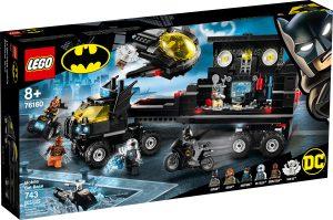 lego 76160 bat base mobile