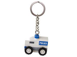 lego 850953 ciondolo auto della polizia