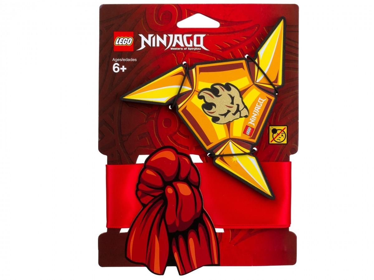 lego 851338 cintura e shuriken ninja scaled