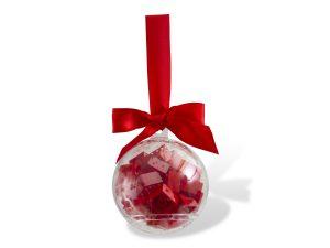 lego 853344 decorazione natalizia con mattoncini rossi