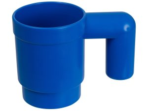 lego 853465 tazza a grandezza naturale blu