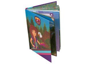 lego 853555 album per il campeggio friends