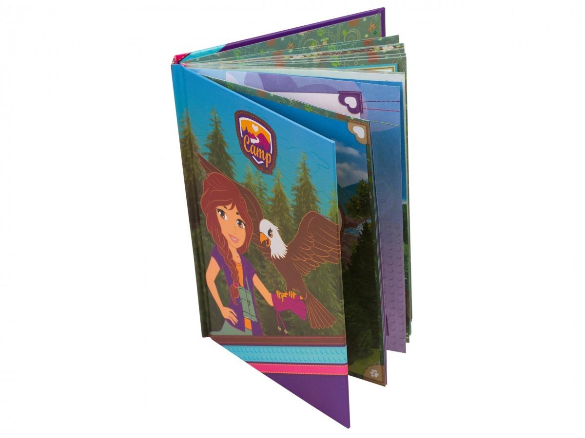 lego 853555 album per il campeggio friends scaled