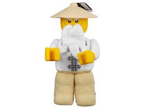 lego 853765 minifigure di peluche di sensei wu