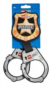 lego 854018 manette e distintivo della polizia