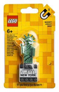 lego 854031 magnete della statua della liberta