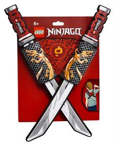 lego 854034 katana incrociate ninjago