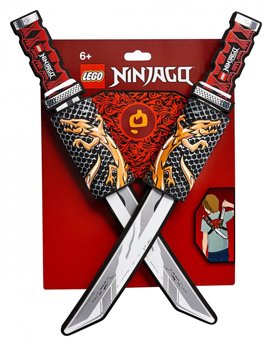 lego 854034 katana incrociate ninjago scaled
