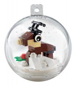 lego 854038 decorazione natalizia renna