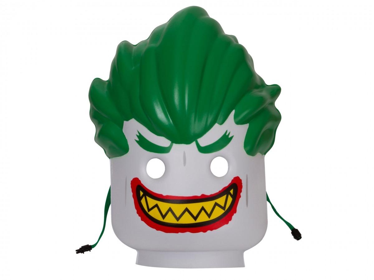 maschera di the joker lego 853644 batman movie scaled