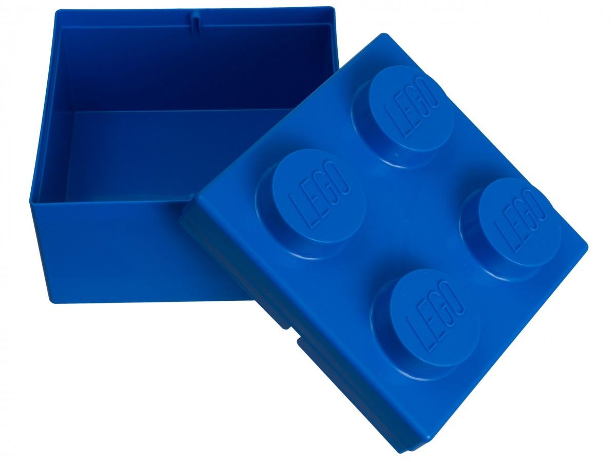 mattoncino contenitore blu 2x2 lego 853235 scaled