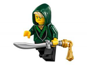 minifigure di lloyd lego 30609 ninjago