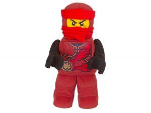 minifigure di peluche di kai lego 853691 ninjago