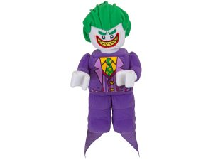 minifigure in peluche di the joker lego 853660 batman movie